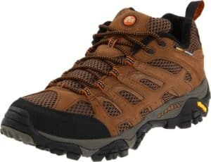 top choice for men's hiking shoes