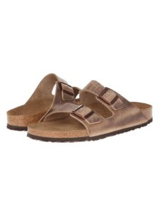 Tobacco Oiled Leather Sandals birkenstock