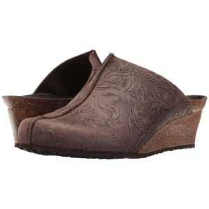 brown wedge shoes for women