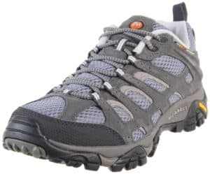 lilac hiking shoes Merrell