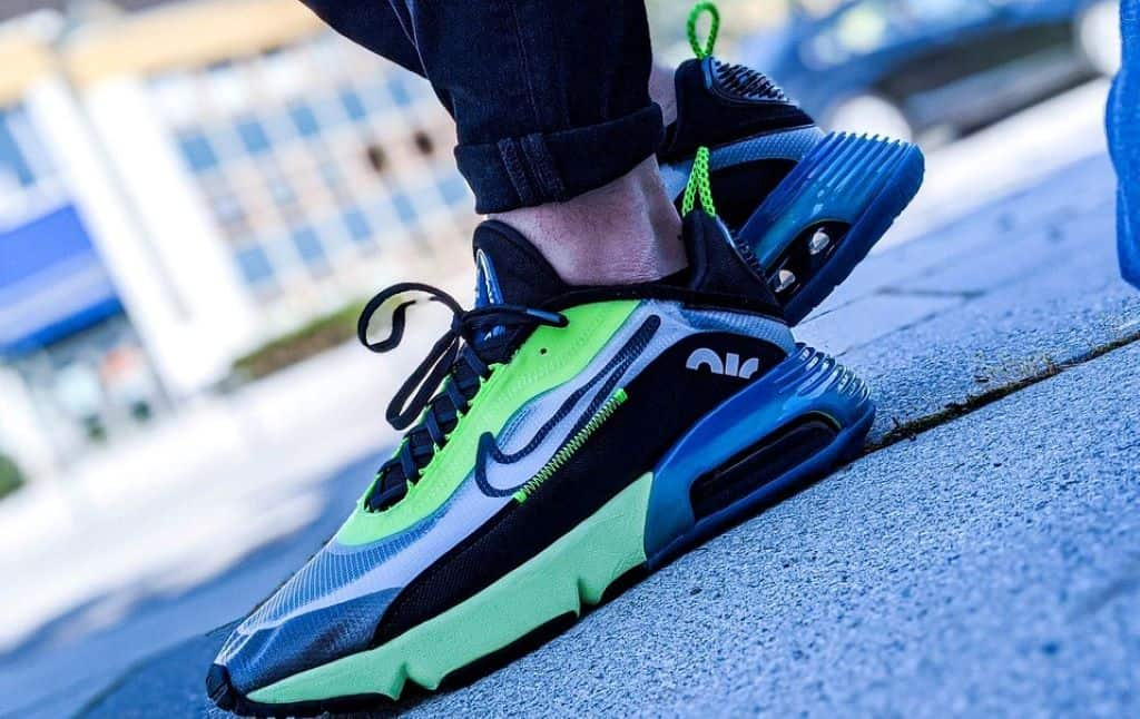 Green Nike Shoes Sneakers