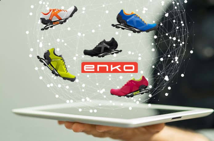enko running shoes review